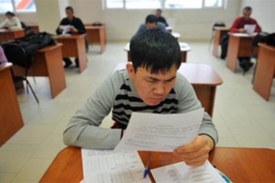 Трудовые мигранты будут обязаны сдавать экзамен по русскому языку с начала 2014 года