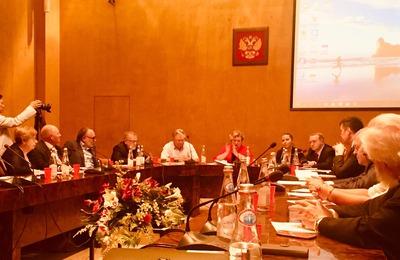 Судьбу Ассамблеи народов России обсудили на президиуме совета организации