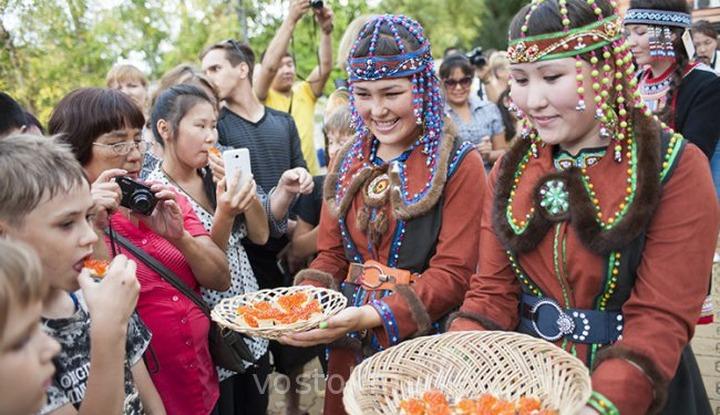 Фестиваль эвенкийской культуры завершился в Хабаровском крае
