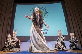 """Победителей конкурса национального костюма """"Этно-Эрато"""" назвали в Москве"""