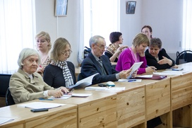 В Карелии обсудили поддержку карельского, финского и вепсского языков