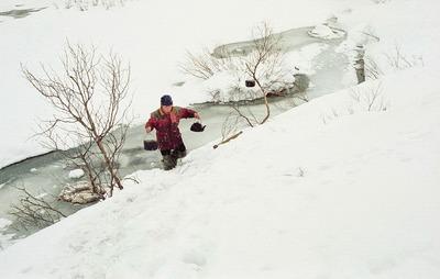 Современная жизнь саамов России