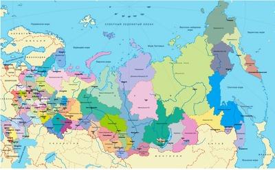 Больше половины россиян высказались за сохранение России в нынешних границах