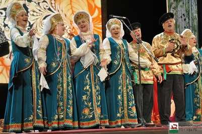 В Башкирии провели фестиваль русской песни