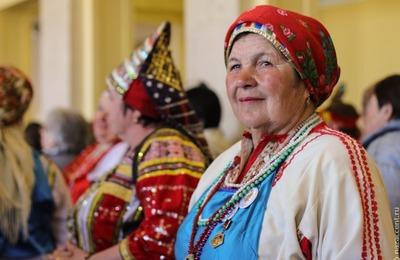 В Саранске стартовал VII съезд мордовского народа