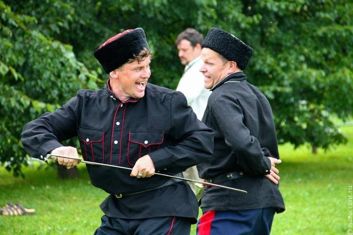 Международные казачьи шермиции пройдут в Алтайском крае