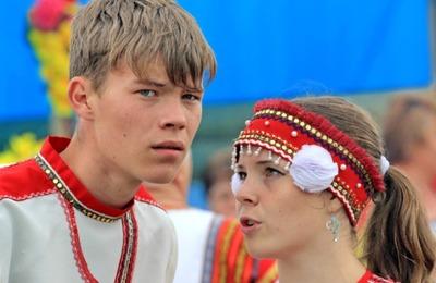 Жители России написали Тотальный диктант на мокшанском и эрзянском языках