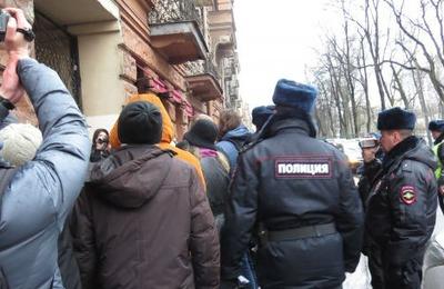 В Санкт-Петербурге прошел народный сход против этнопреступности