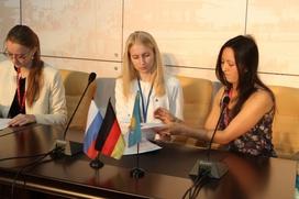 В Смоленске открыли отделение Всероссийского межнационального союза молодежи