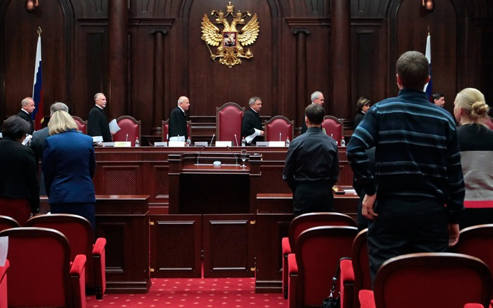 В Ростове-на-Дону осужден находившийся два года в бегах националист