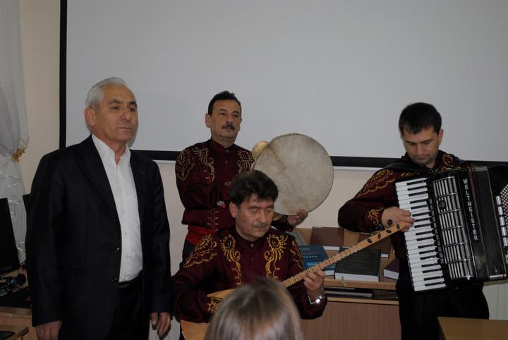 Дни крымскотатарской письменности и культуры открылись в Симферополе
