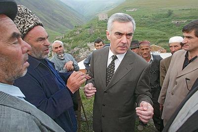 Экс-президенты Ингушетии отпразднуют юбилей республики