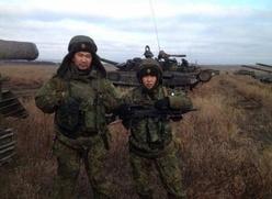"""""""Боевые буряты Путина"""" пригласили украинцев отведать буузов"""