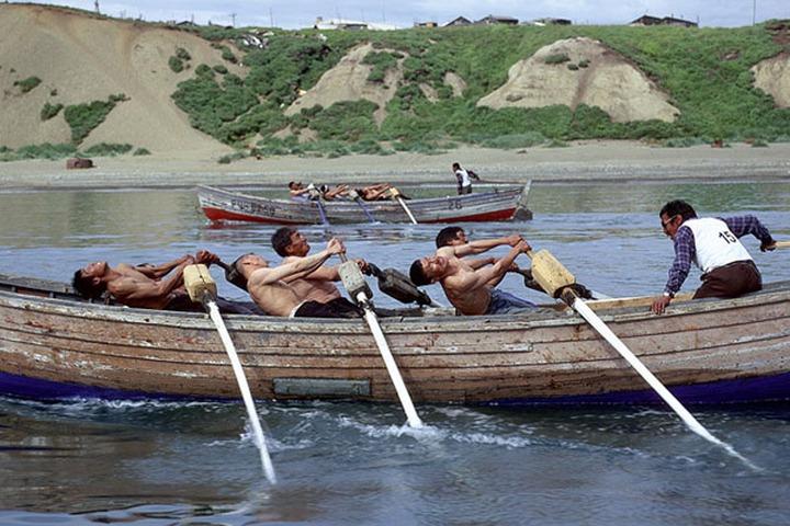 На Чукотке завершился фестиваль морских охотников