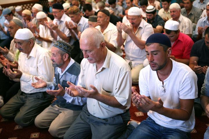 Собянин поблагодарил мусульман за вклад в сохранение межнационального мира в Москве