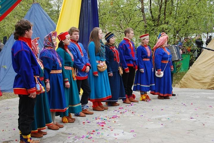 Саамы на съезде решили создать общероссийский союз народа