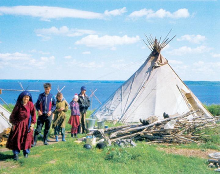 В Югре жители национального поселка Кышик выступили против добычи песка в русле реки