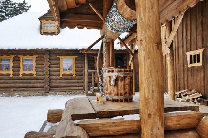 Казачий острог XVII века воссоздали в Свердловской области