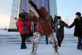 Эксперты ООН пересекли Полярный круг на Ямале