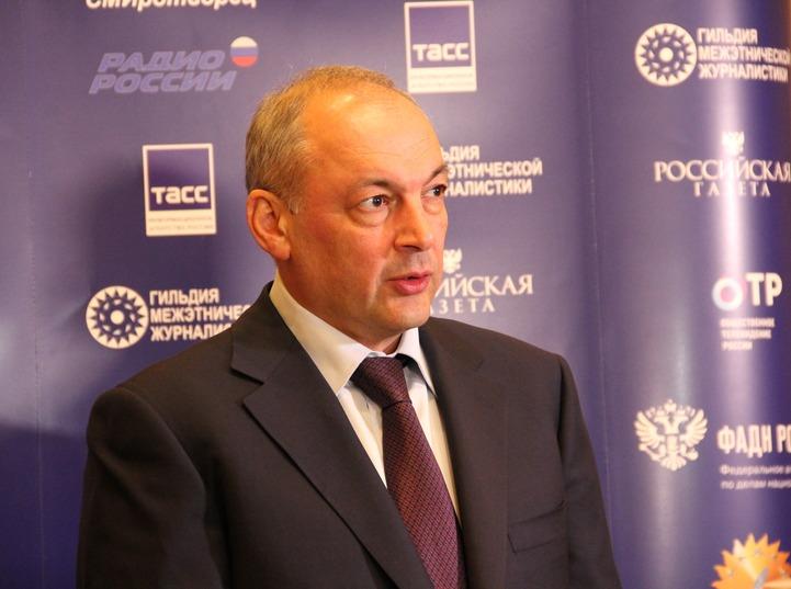 Замглавы АП РФ: В России формируется качественная межэтническая журналистика