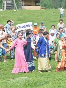 Юмористический конкурс пройдет на празднике коренных народов Алтайского края