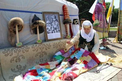 В Ставрополе открылась фотовыставка об истории Северного Кавказа под открытым небом