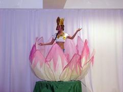 В Калмыкии встретили национальный праздник весны Цаган Сар