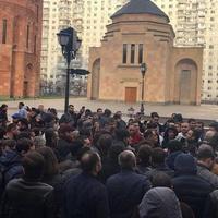 Определено место московского митинга в память о жертвах геноцида армян