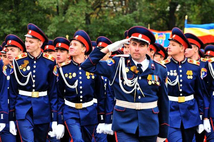 Пятый Всемирный конгресс казаков в Новочеркасске