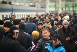 В России сократят количество иностранцев
