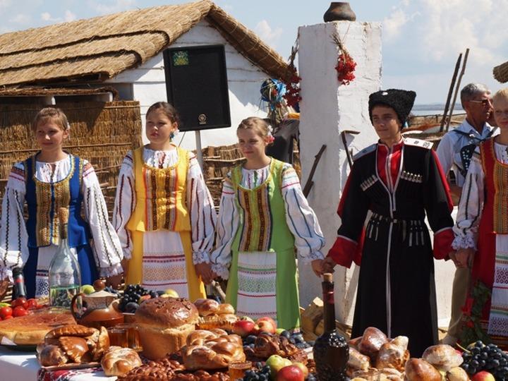 В Хабаровском крае стартовал фестиваль национальных традиций