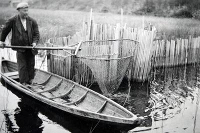 Суд передумал блокировать заметку археолога о старинной рыболовной ловушке