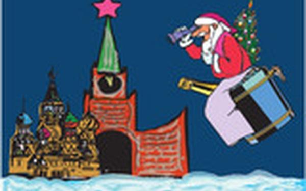 Кукушка на Спасской башне или Новый год без обращения президента