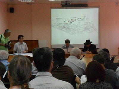 Казаки и националисты в Перми выступили против строительства синагоги