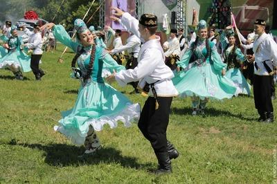 Сабантуй проведут в Татарстане вместе с матчами ЧМ-2018