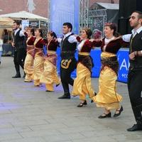 """Греческий фестиваль """"Акрополис"""" в Москве"""