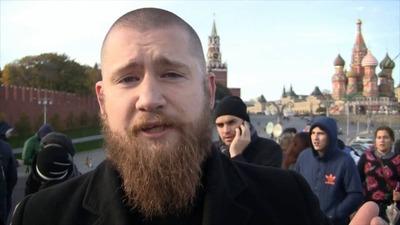 """В Москве прошли обыски у активистов """"Партии националистов"""""""