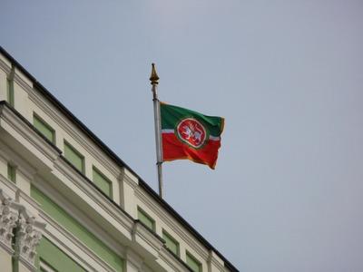 Казанские власти не согласовали акцию в честь герба Татарстана