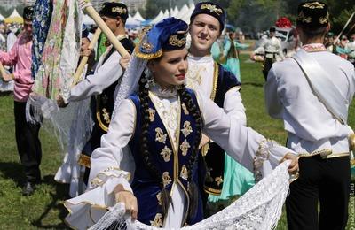 В Татарстане предложили запатентовать Сабантуй