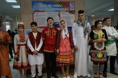 Языки Марий Эл презентуют на этнофестивале в Йошкар-Оле