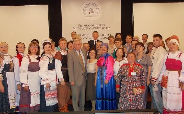 Всемирный конгресс финно-угров в Венгрии