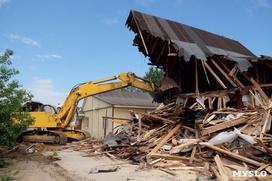 Снос цыганских домов в Плеханово продолжат через неделю
