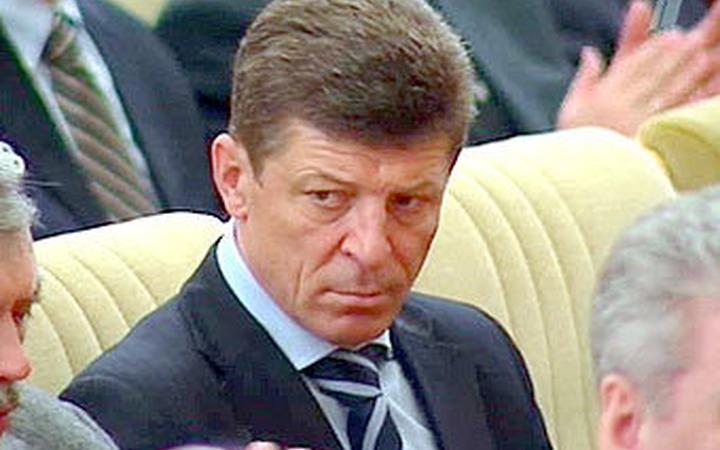 Козак: Россия введет визы с соседними странами