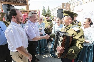 В Ростовской области отметили день рождения Михаила Шолохова