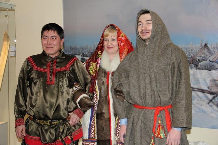 """В Ханты-Мансийске распахнула двери """"Земля зимы"""""""