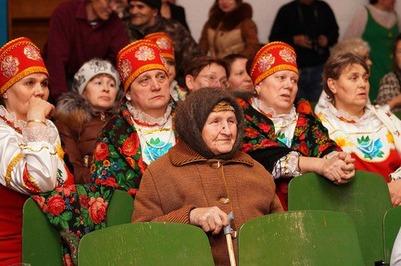 """В Калужской области стартовал фестиваль народной песни """"Поет село родное"""""""