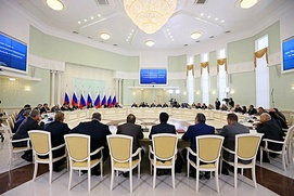Рабочая группа одобрила план реализации Стратегии нацполитики и проект ФЦП об укреплении единства нации