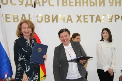 Северо-Осетинский университет и Гильдия межэтнической журналистики договорились о сотрудничестве