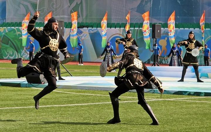 У Фестиваля культуры и спорта народов Кавказа появятся логотип и гимн