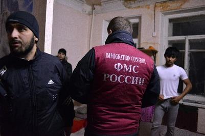В Москве народная дружина будет работать вместе с ФМС на постоянной основе